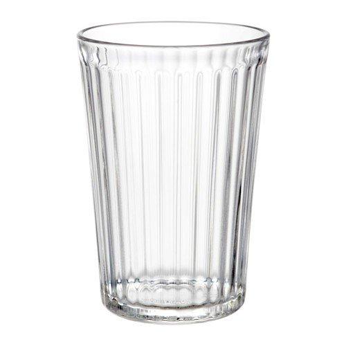 IKEA VARDAGEN Gläser aus Klarglas; (31cl); 6 Stück