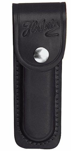 Étui en Cuir pour Couteau Opinel N° 7 8 Slim-Line Noir
