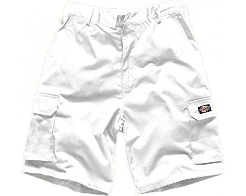 Dickies® Redhawk Shorts Cargo-Short Kurze Hose (50, weiß)