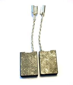 MGE escobillas de carbón Gomes, Compatible Bosch GSH 11 E, 11316
