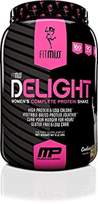 Fitmiss Delight Healhty Nutrition Shake
