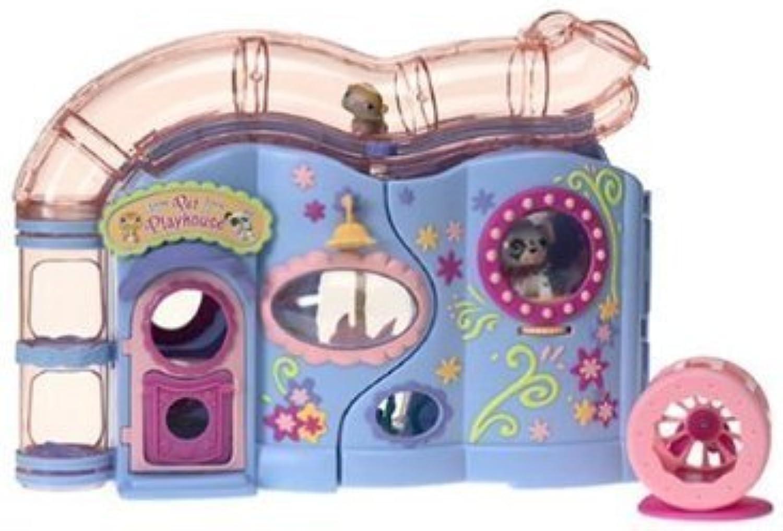 Littlest Pet Shop Lovin Playhouse Bonus with 5 Bonus Pets & Playset by Hasbro