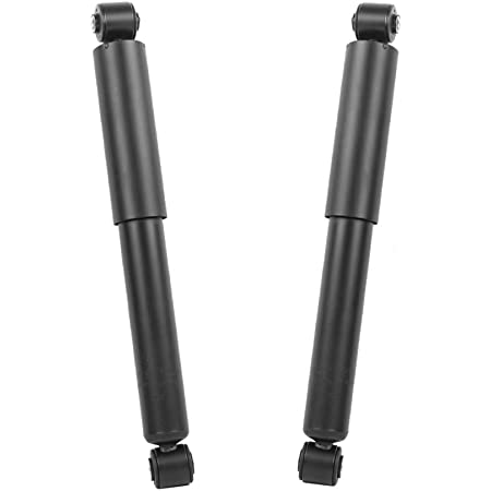 Pair Rear Shock Absorber Struts Left /& Right Fit For 04-07 Chevrolet Malibu FWD