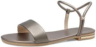 BalaMasa Womens ASL06829 Pu Fashion Sandals