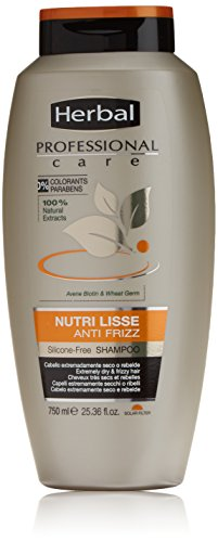 Herbal Professional Care Nutri Lisse Champú - 750 ml - [paquete de 3]