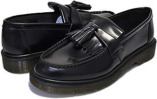 [ドクターマーチン] R24369001 エイドリアン タッセル ローファー ADRIAN TASSEL LOAFER BLACK POLISHED SMOOTH タッセル スリッポン ブラック 黒 [並行輸入品]