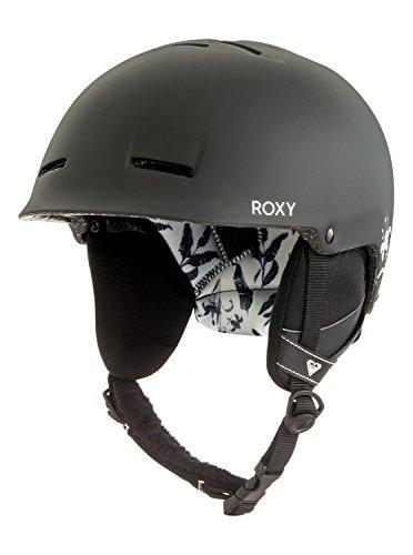 Roxy Damen Avery Helmet, True Black Love Letter, 54