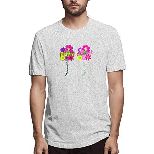 Hemd Blumenmuster Schnitt Blumen...