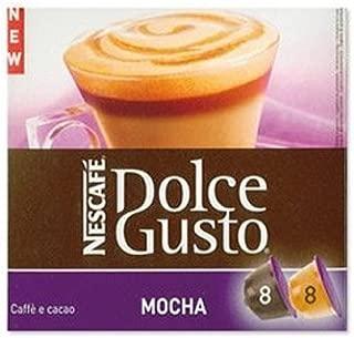 Nescafe Dolce Gusto Nescafe Mocha For Machine Ref 12051425 [Packed 48]