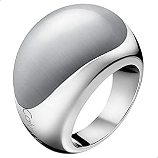 Calvin Klein Ellipse Stone Ring For women