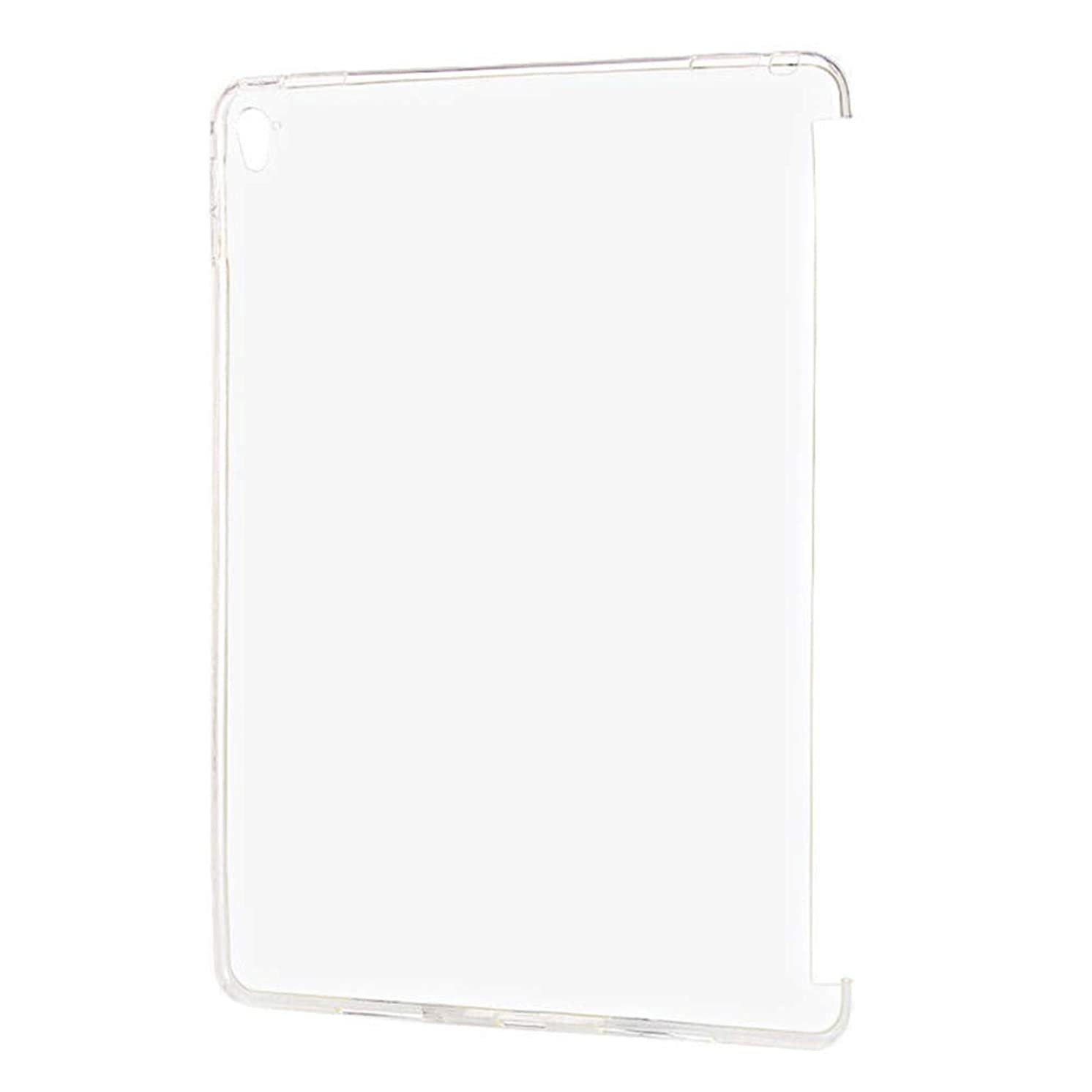 shiYsRL Protective Cover for iPad,Clear Ultra Thin TPU Soft Cover Skin Case for iPad Pro 9.7 iPad Pro 10.5 2017 Clear for iPad 9.7 2017