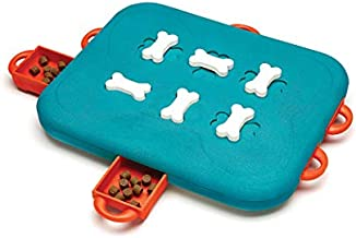 Outward Hound 67334 Nina Ottosson Dog Casino Treat Dispensing Brain and Exercise Game for Dogs