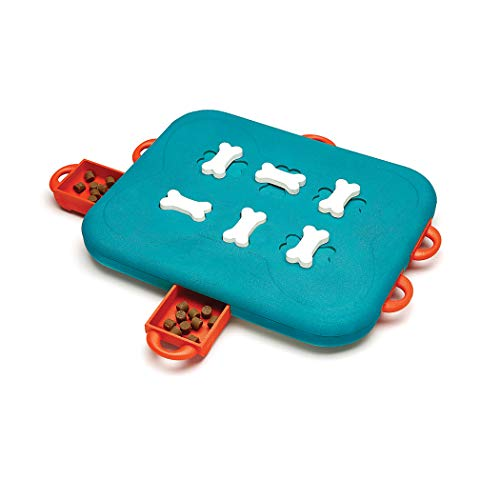 Nina Ottosson by Outward Hound Dog Casino Interactive Treat Puzzle Dog Toy Advanced
