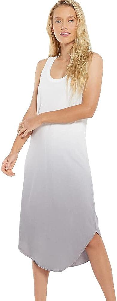 Z SUPPLY Women's Reverie Scoop Dip-Dye Dress