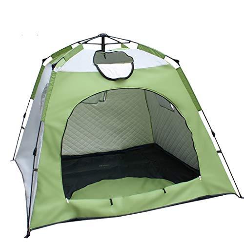 YJFFAn Tent IJsvissen Tent Winter Vissen Tent Verhogen Dikke Katoenen Tent Winddicht Warm Tent Camping Waterdichte Tent