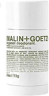 Malin + Goetz Bergamot Deodorant Stick For Unisex Deodorant Stick, 73 g