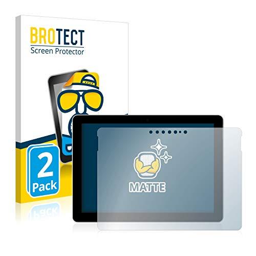 BROTECT 2X Entspiegelungs-Schutzfolie kompatibel mit Microsoft Surface Go 10