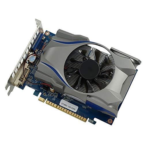 Balai Spielgrafikkarte für Desktop-PC, Computerkomponenten GTX650 1G DDR5 PCI-E-Grafikkarte