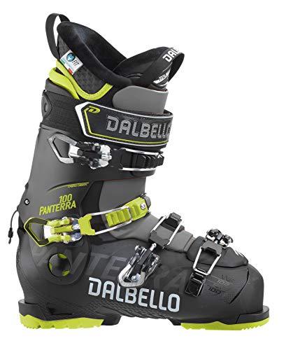 Dalbello PANTERRA 100 MS, Black, Scarponi da Sci Uomo, Nero, 28