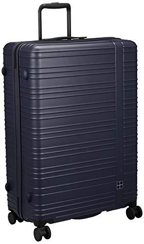 [ハンズプラス] カラーシリーズ ジップ 4549917204683 90L 19-hands+TT-043 76 cm 4.5kg ミッドナイトブルー