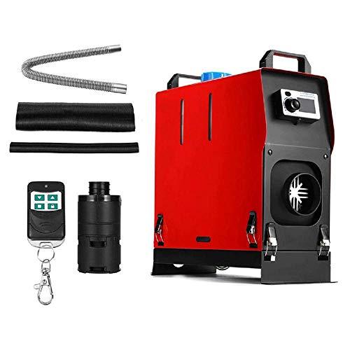 Vogvigo Luftdieselheizung 12V 5KW Dieselheizung mit LCD-Monitor Luftparkheizung für LKW, Boot, Autoanhänger, Wohnmobile, Tourenwagen, Wohnmobile, Wohnwagen