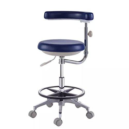 APHRODITE PU Leather Long Beach Mall Medical Dental San Francisco Mall Chair Nurses' Stool Nurse's