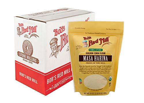 Bob's Red Mill Masa Harina Flour, 24 oz, Set of 4