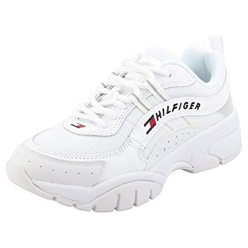 Tommy Hilfiger EN0EN00792 - Damen Schuhe Sneaker - ybs, Größe:39 EU