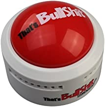 Talkie Toys Products That's Bullshit Button,Talking Button Features Funny BS Sayings