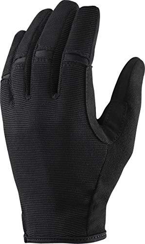 MAVIC Essential Fahrrad Handschuhe lang schwarz 2020: Größe: L (10)