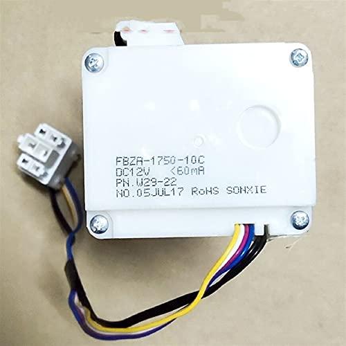 JINGERL Motor de Ventilador de refrigerador FBZA-1750-10C Ajuste para Samsung Fridge DA31-00043L / C/F Piezas de Repuesto Accesorios