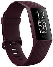 Fitbit Charge 4 – zaawansowany tracker fitness z wbudowanym modułem GPS, monitorowaniem pływania oraz żywotnością baterii aż do 7 dni