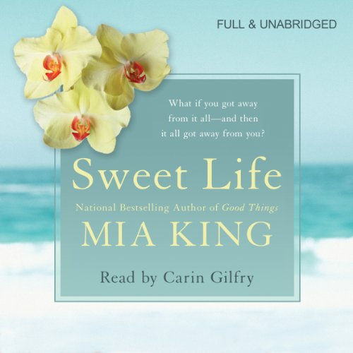 Sweet Life audiobook cover art