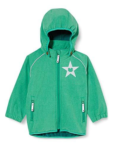 Fred'S World By Green Cotton Softshell Jacket Blouson, Vert (Green 018602201), 92 Bébé garçon