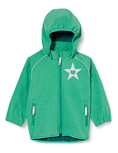 Fred'S World By Green Cotton Softshell Jacket Blouson, Vert (Green 018602201), 92 Bébé garçon