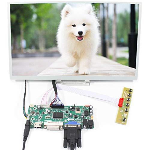 1920 × 1080 13,3 Zoll HDMI VGA DVI LQ133M1LW02 für LCD-Bildschirm 30 Pins LVDS Anschluss M.NT68676 Controller Board