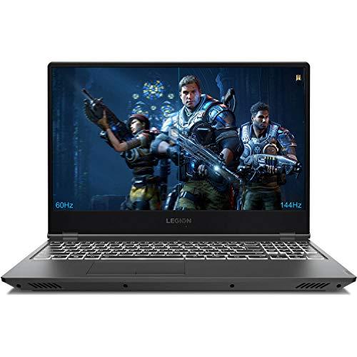 Product Image 1: Lenovo 2020 Legion Y540 15.6 Inch FHD IPS Gaming Laptop (9th Gen Intel 6-Core i7-9750H up to 4.5 GHz, 16GB RAM, 256GB PCIe SSD + 1TB HDD, Nvidia GeForce GTX 1660 Ti, Bluetooth, WiFi, HDMI, Windows 10)