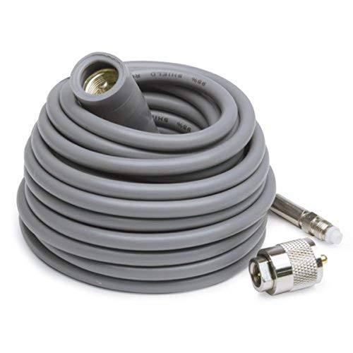 K40 Coax Cable, FME Connector, 18 ft.