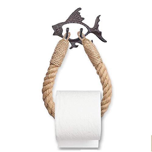 Top 10 best selling list for rope design toilet paper holder