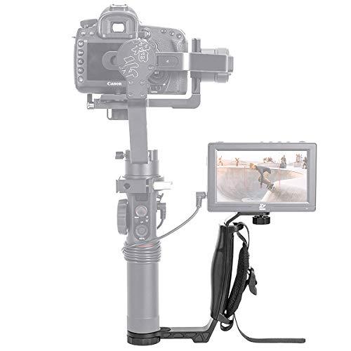 Zhiyun [Official] Transmount Mini Dual Grip for Crane 2/Crane Plus/Crane V2/Crane-M Gimbal Stabilizer