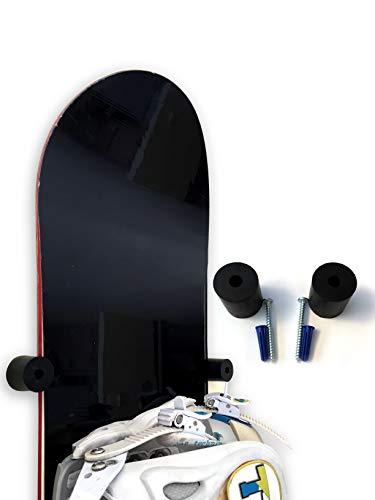 SkateHoarding Wall Bullet Snowboard Wall Mount Display Hanger Rack