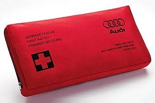 Audi first aid bag DIN 13164: 2014, red - 4L0093108C
