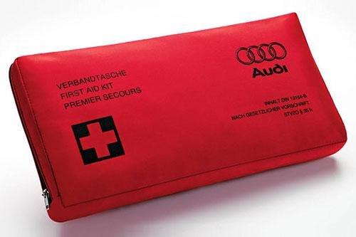 Original Audi Verbandtasche Verbandstasche nach DIN 13164