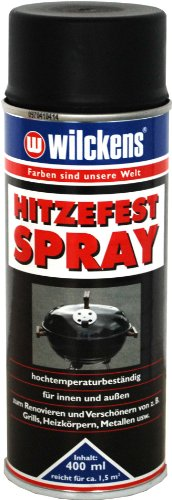 ROLLER Hitzefestspray - schwarz - 400 ml