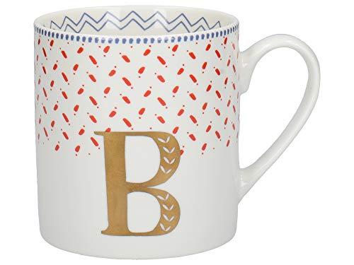 Creative Tops C000227 - Taza (porcelana), diseño de alfabeto