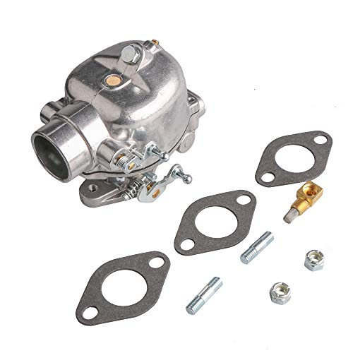 MOSTPLUS Carburetor Carb Carby Compatible for Ford Tractor 2N 8N 9N Replaces 8N9510C-HD, 8N9510C, TSX241B, TSX-241B, TSX241C, TSX-241C, TSX33