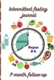 Intermittent fasting journal (French Edition)