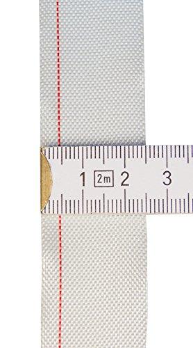 83g/m² Abreißgewebeband, 25mm breit - 100m