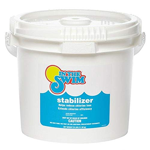 Pool Stabilizer & Conditioner - 25 lbs