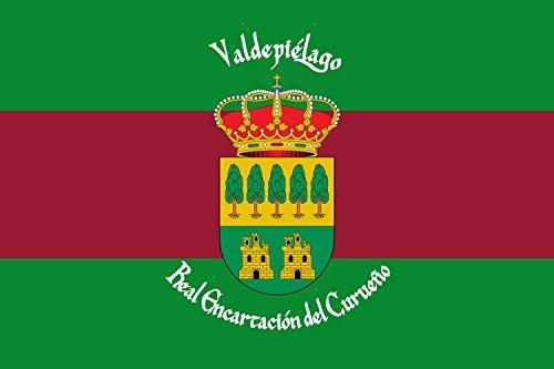 magFlags Bandera Large Valdepiélago, León, España | Bandera Paisaje | 1.35m² | 90x150cm